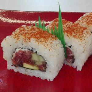 Uramaki Red Tuna Roll