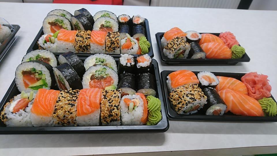 Zestaw Salmon Set