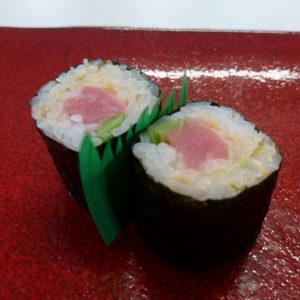 hosomaki tuńczyk por na ostro